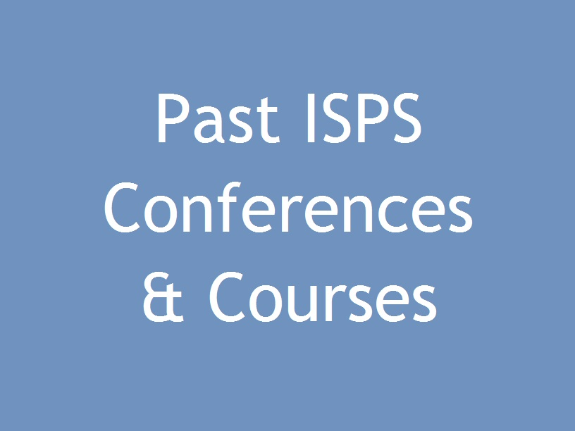 ISPS Past Conferences & Courses
