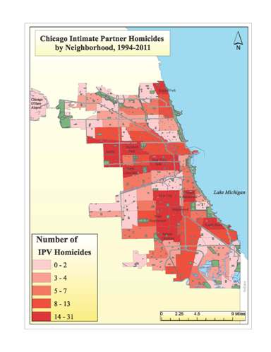 Chicago Homicides by Neighborhood