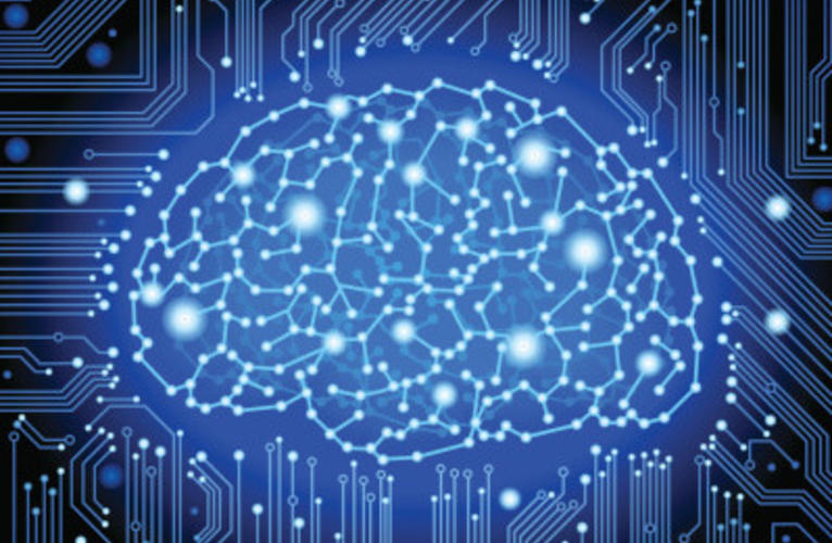 Artificial intelligence and the human brain