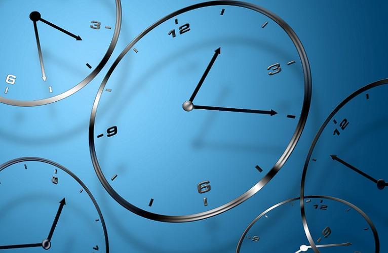 Clocks, Time, and Future