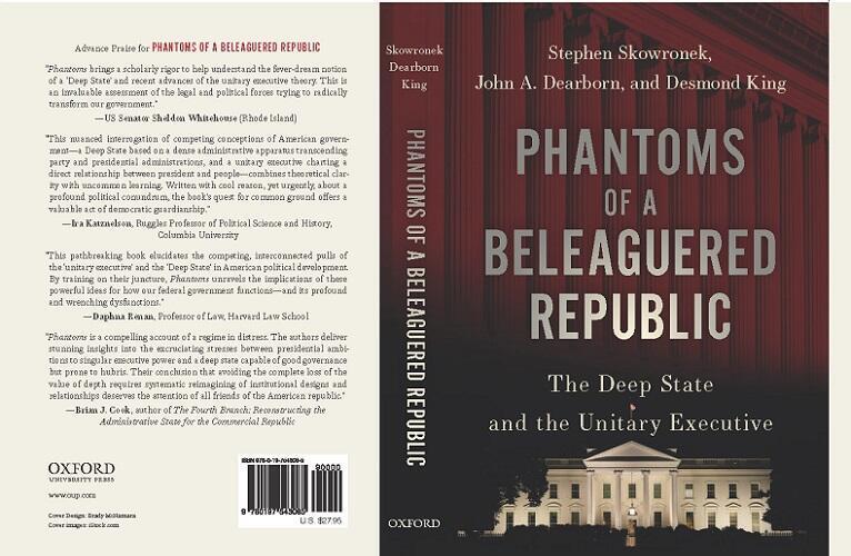 Dearborn, Skowronek book on Deep State