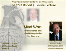 lecture poster