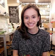 Margaret Moor, Dahl Scholar 2017-2018