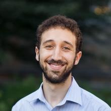 Michael Zanger-Tishler, ISPS Dahl Scholar, cohort 2