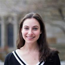 Dahl Scholar, Katharine Berman