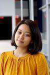 Dahl Scholar Liana Wang